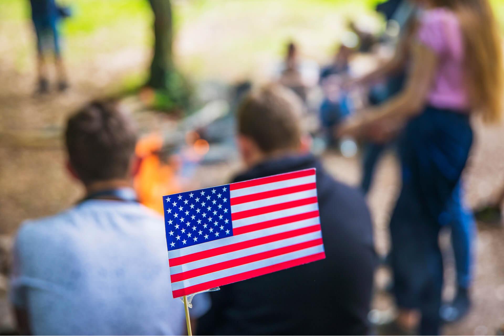 Last Step! The U S  Citizenship Ceremony Timeline and Key