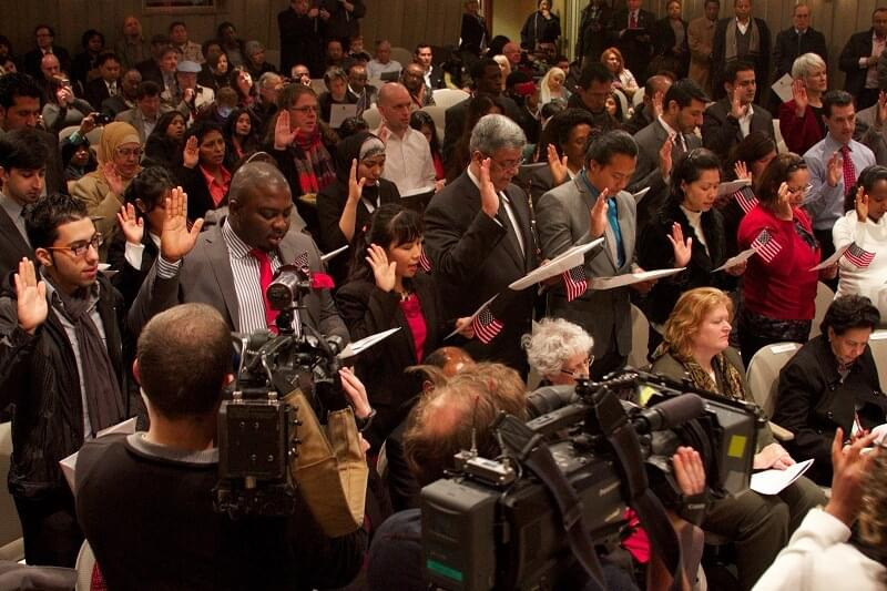 Last Step! The U S  Citizenship Ceremony Timeline and Key Facts